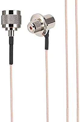 Semoic SC316 Alimentador 5M N Macho - Cable Coaxial de ...