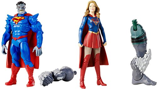 Super Hero Multiverse Superman: Doomed 6