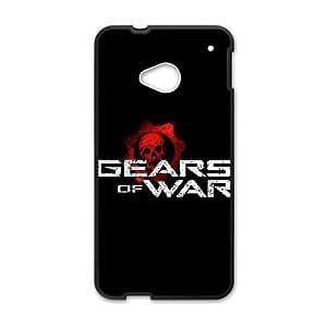 HTC One M7 Cess Phone Case Black Gears of War NF3664492