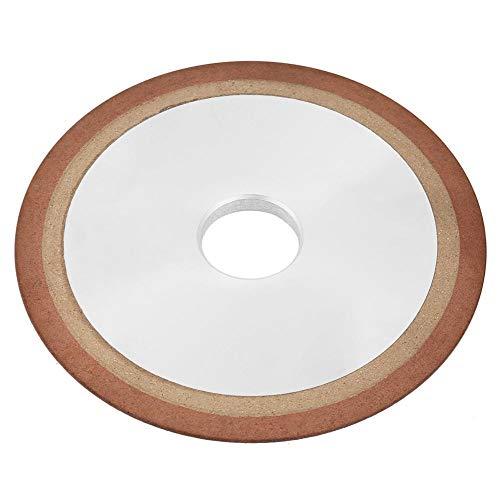 切断砥石 Brocan 丸鋸刃 高い切断効率、高い耐久性 鋸刃、鋸歯加工及び研削 回転工具用(150mm*32mm・1pcs)
