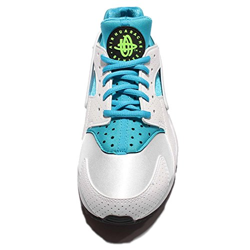 Shoes Run Green Huarache Gamma Gymnastics White Blue White Women's elctrc Nike Air SwXqO4q