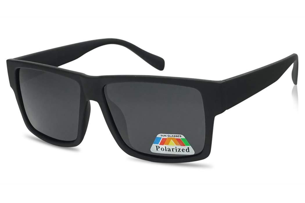Dark Lens Locs Sunglasses CH01SD- NO LOGO by SunglassUP