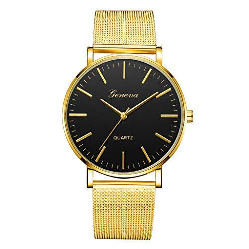 Mens Watch Ultra Thin Wrist Watches,Mitiy Fashion Dress Stainless Steel Mesh Strap Watch for Men
