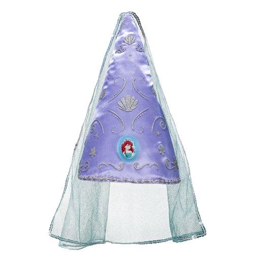 Ariel Sparkle Child Classic Costumes (Disney Princess Ariel Princess Hat)