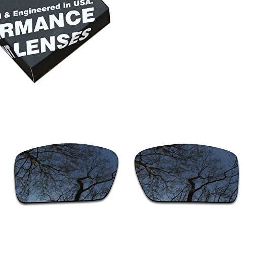 ToughAsNails Polarized Lens Replacement for Oakley Gascan Sunglass - More - Gascan Lenses Oakley Polarized