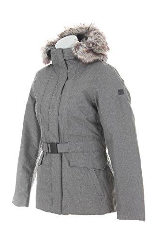The North Face Dunagiri Jacket Womens X-Small Graphite Grey Heather (Womens Graphite Grey Heather)