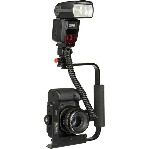 Vello Speedy Camera Rotating Flash Bracket