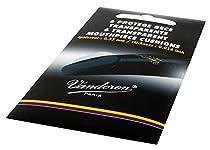 Vandoren VMC6 Mouthpiece Cushions; Clear; Thin; 0.35mm/.014