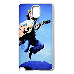 JenneySt Phone CaseLove Music Love Guitar For Samsung Galaxy NOTE3 Case Cover -CASE-18