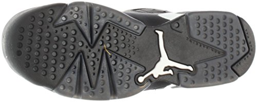 Nike 384665-020, Zapatillas de Baloncesto para Niños Negro (Black / Black White)