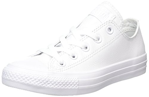 White White Converse Taylor Star Trainers Ox Mono Chuck All Adult Canvas Mono Unisex wPqcSPArv