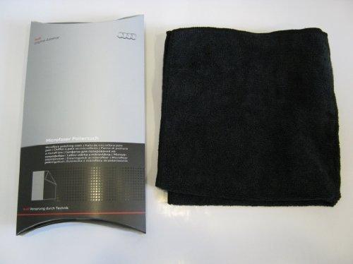Audi 00A 096 325 020 - Panno lucidante in microfibra, colore: nero Audi AG