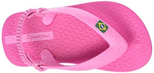 Ipanema Unisex Baby Classica Brasil Sandalen Rose (PINK/PINK)