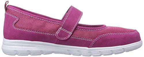 Supremo Kinderschuhe - Sandalias de vestir de material sintético para niña rosa - Pink (berry)