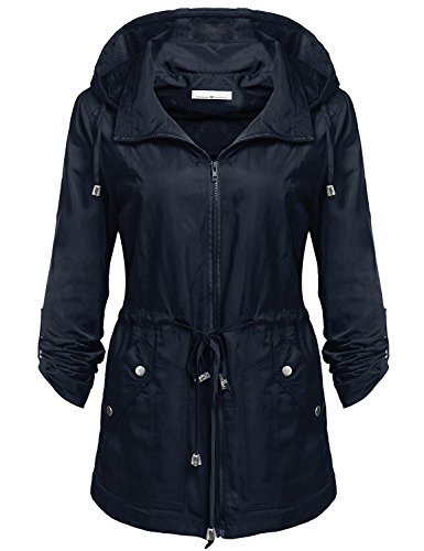 Zip Rain Jacket - 7