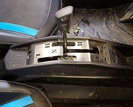 Speed Shifter 2017-2020 Maverick Sport//Trail 14001 Fit EMP Blue-Powder Coat Shifter Gate