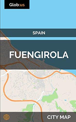 Fuengirola, Spain - City Map
