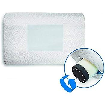 Amazon Com Comfortadjust Pillow Fully Adjustable