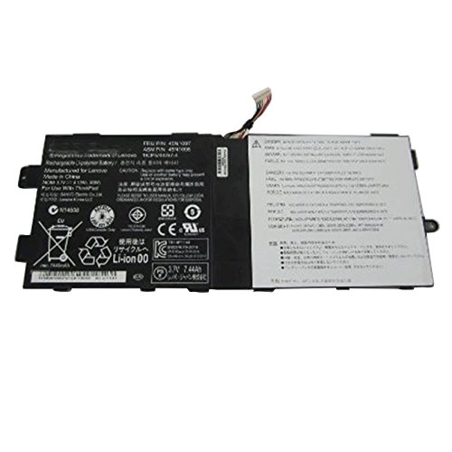 (Dentsing 45N1097 45N1096 3.7V 7.44Ah Battery for Lenovo IBM ThinkPad Tablet 2 10.1