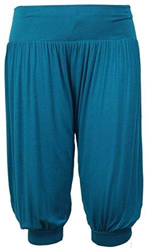 Pantaloni Pantaloni Pantaloni Teal Donna Generic Generic Teal Generic Donna qSx6g