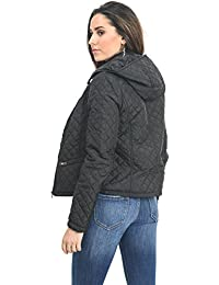 Womens Quilted Lightweight Jackets Amazon Com