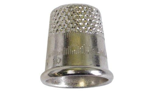 """C.S. Osborne Closed End Thimble #00 51/64"""" Inch Made in the"""