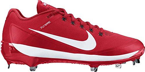 Nike Mænds Luft Clipper 17 Metal Baseball Klamper Rød gLZtG7