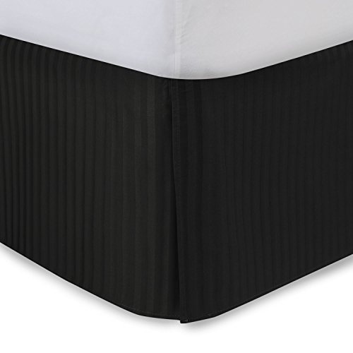 Bedskirt King Bedding - Harmony Lane Tailored Bedskirt with 18