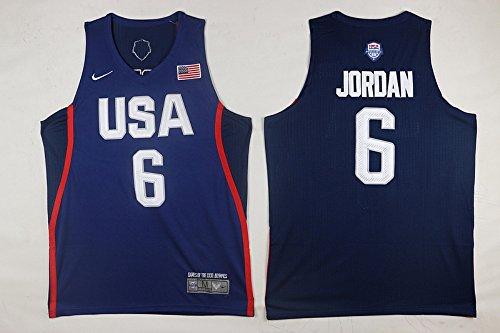 Usa Olympic Basketball Jersey - 4