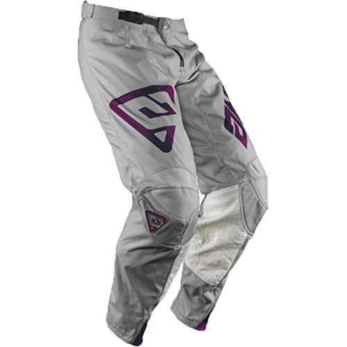 - Answer Racing A18.5 Elite Men's Off-Road Motorcycle Pants - Berry/Grey / Size 32
