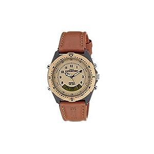 Timex Expedition Analog-Digital Beige Dial Men's Watch – MF13
