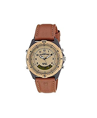 7dac3de9c Buy Timex Expedition Analog-Digital Beige Dial Men's Watch - MF13 ...
