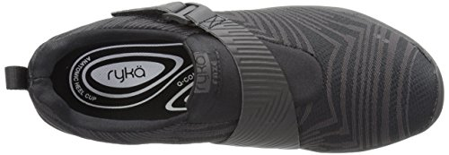 Faze black Women's Shoe trainer Black Cross Ryka BAvHUA