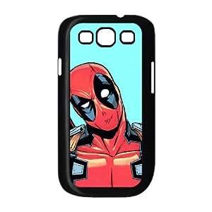Marvel superhero comic Samsung Galaxy S3 9300 Cell Phone Case Black JR5254513