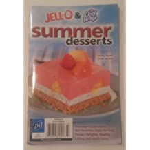 Jell-o & Cool Whip Summer Desserts
