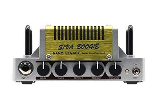 【レビューを書けば送料当店負担】 Hotone Nano Legacy B07H5G3VT8 Siva Siva Nano Boogie 5-Watt Guitar Amplifier Head [並行輸入品] B07H5G3VT8, ヨウカイチシ:de3a84d8 --- a0267596.xsph.ru