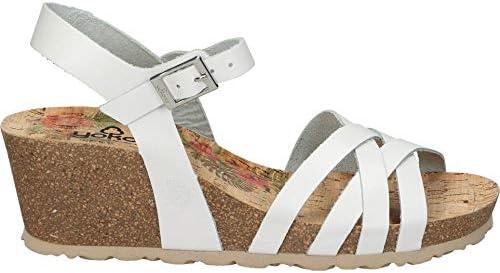 Yokono Damen Sandalen CALPE-005 Weiß