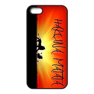 Custom High Quality WUCHAOGUI Phone case Hakuna Matata - The Lion King Protective Case For Apple Iphone 6 plus 5.5 Cases - Case-5