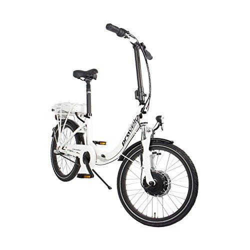 Provelo Vélo électrique nouvelle Génération - Compact et Pliable - Grande Autonomie - Freinage ultra sécurisé - Ultra confortable !