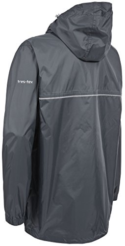 Mujer gris Trespass fli Packup Chaqueta Packaway a6CCxpqwH