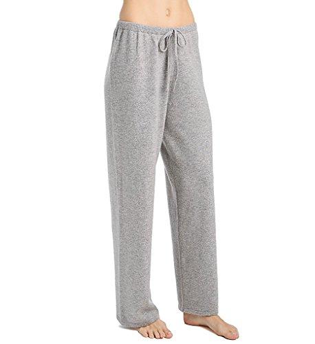 - Arlotta Cashmere Lounge Pants, Small, Flannel Grey