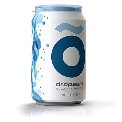 dropson Lata filtrante Filtro de Agua para Grifo, Membrana de ...