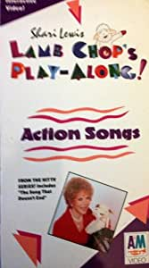 Shari Lewis Lamb Chop's Play-Along! Action Songs [VHS]