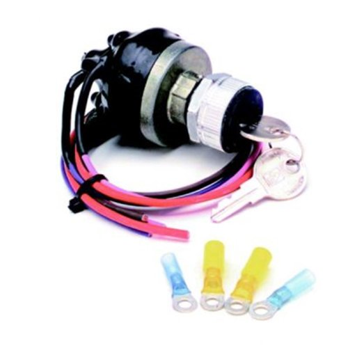 - Painless Wiring 80529 Waterproof Universal Keyed Ignition Switch