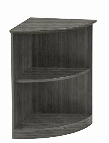 Mayline Corner Bookcase Dimensions: 20