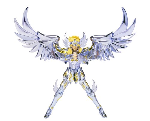 Saint Seiya Cygnus Hyoga Armor Myth Cloth Figure by Bandai