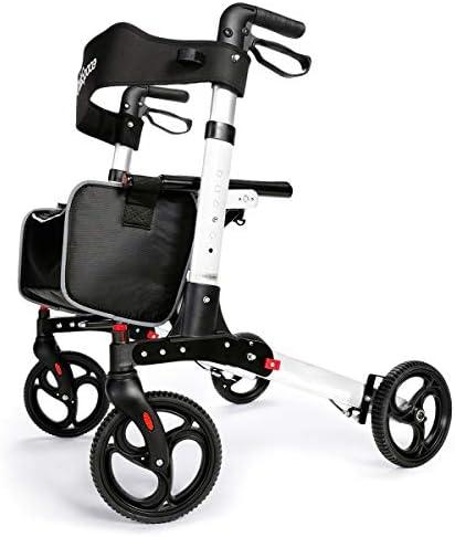 Amazon.com: OasisSpace - Andador con ruedas antideslizantes ...