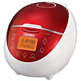 Cuckoo CR-0655F 6 Cup Micom Rice Cooker and