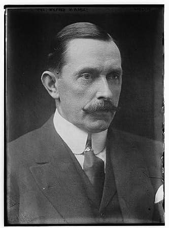 Foto: Coronel Wilfred W. Ashley, bigotes, Vello Facial ...