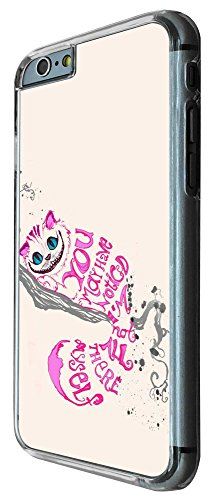 464 - Cat Face You May Have noticed I'm Not All There Myself Design iphone 6 6S 4.7'' Coque Fashion Trend Case Coque Protection Cover plastique et métal